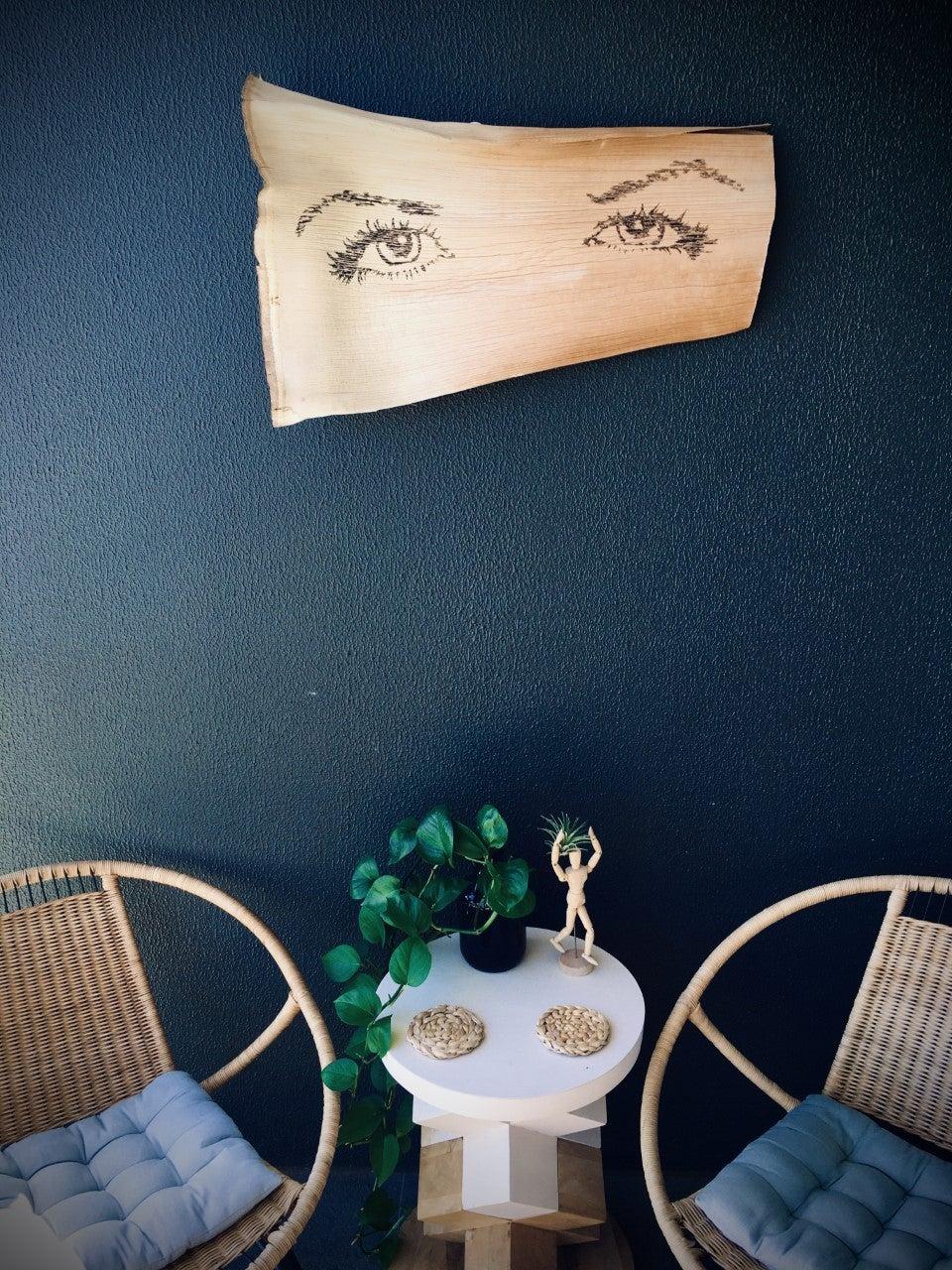 Home Projector Art