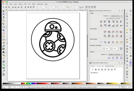 Prepare for Laser Engraving