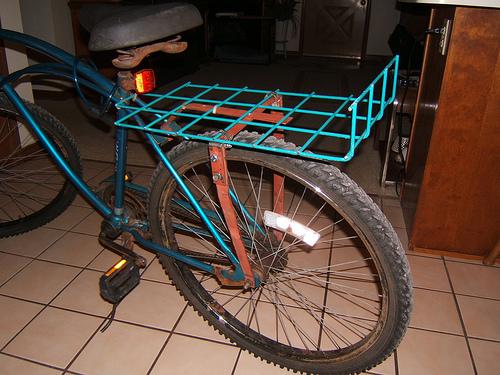 Make a Scrappy Bike Rack