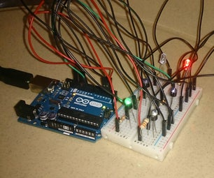 Traffic Management System Using Arduino