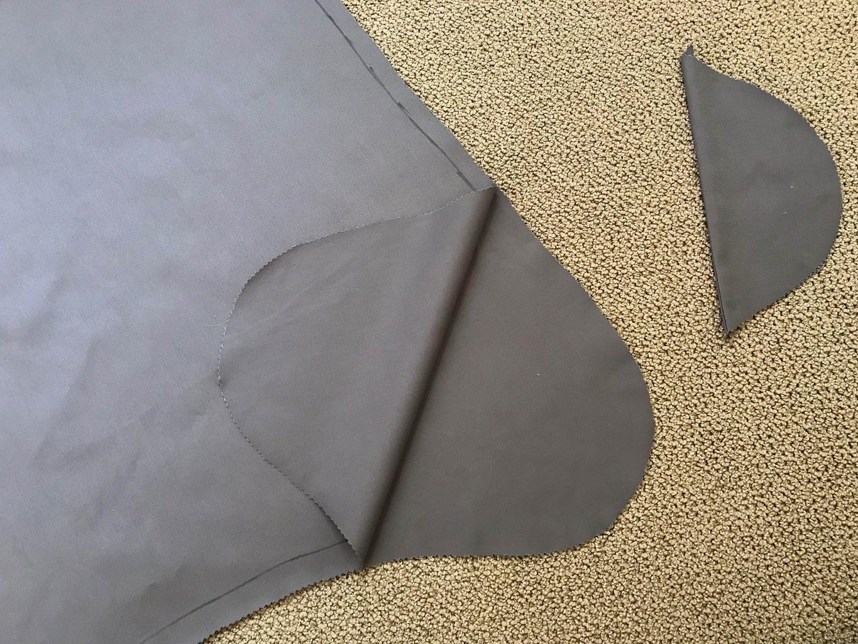 Sandwich Corner Pieces and Sew