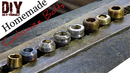 Customize Bolts for Your Projects!