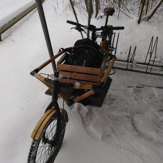 Laminated Wood Bicycle Mudguards