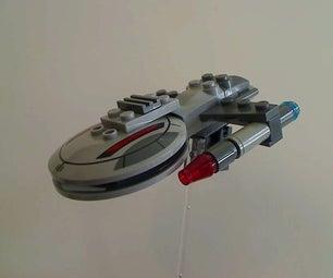 Mini Lego USS Titan