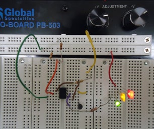 Constant Current Source With Operational Amplifier