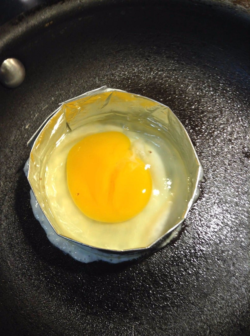 Cook the Egg