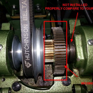 Stripping a Myford ML10 Lathe (Speed 10) Headstock - Taper Roller Bearings