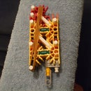 Knex powerful semi-automatic gun