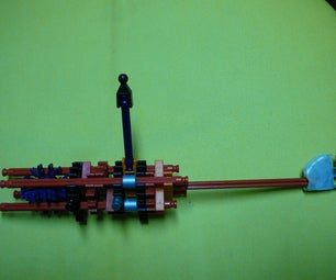 Knex Gun (grenadelauncher)