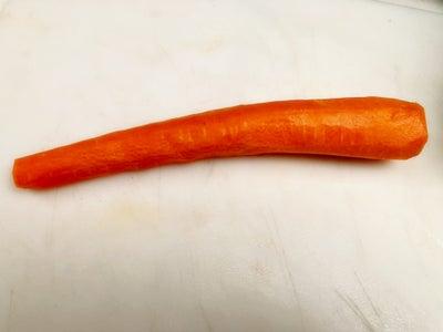 Prepare the Carrot