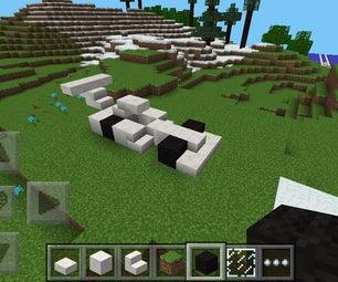 Minecraft PE: F-1 Racer