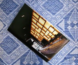 Super Quick DIY Pocket Notebook