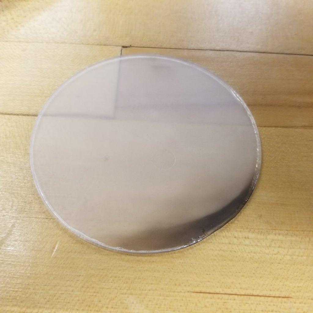 Laser Cut Plastic Cover