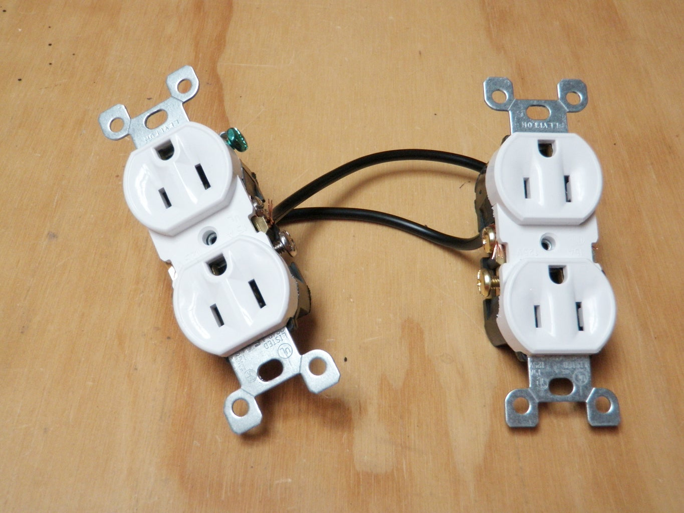 Wire the Sockets