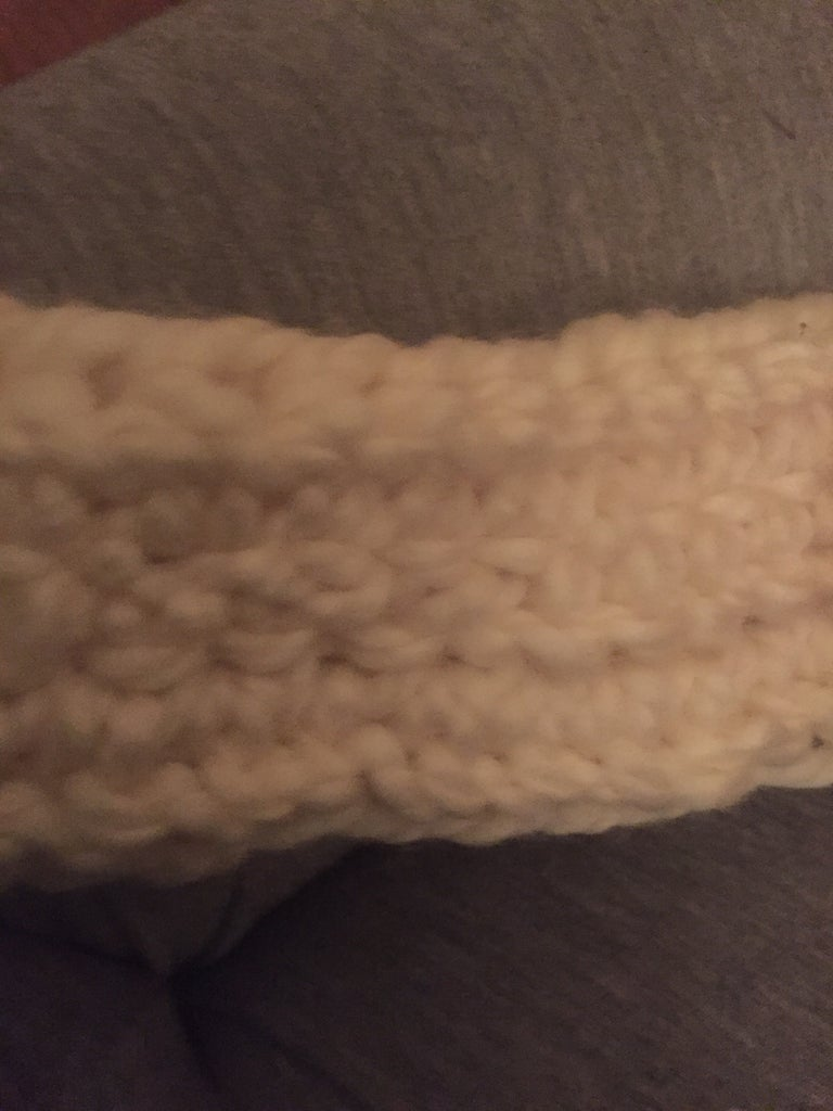 Half Double Crocheting