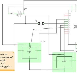 Vibrating Distance Sensor