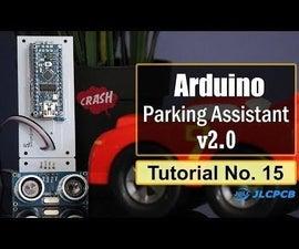 DIY - Arduino Based Parking Assistant V2