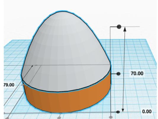 Design the Nose Cone