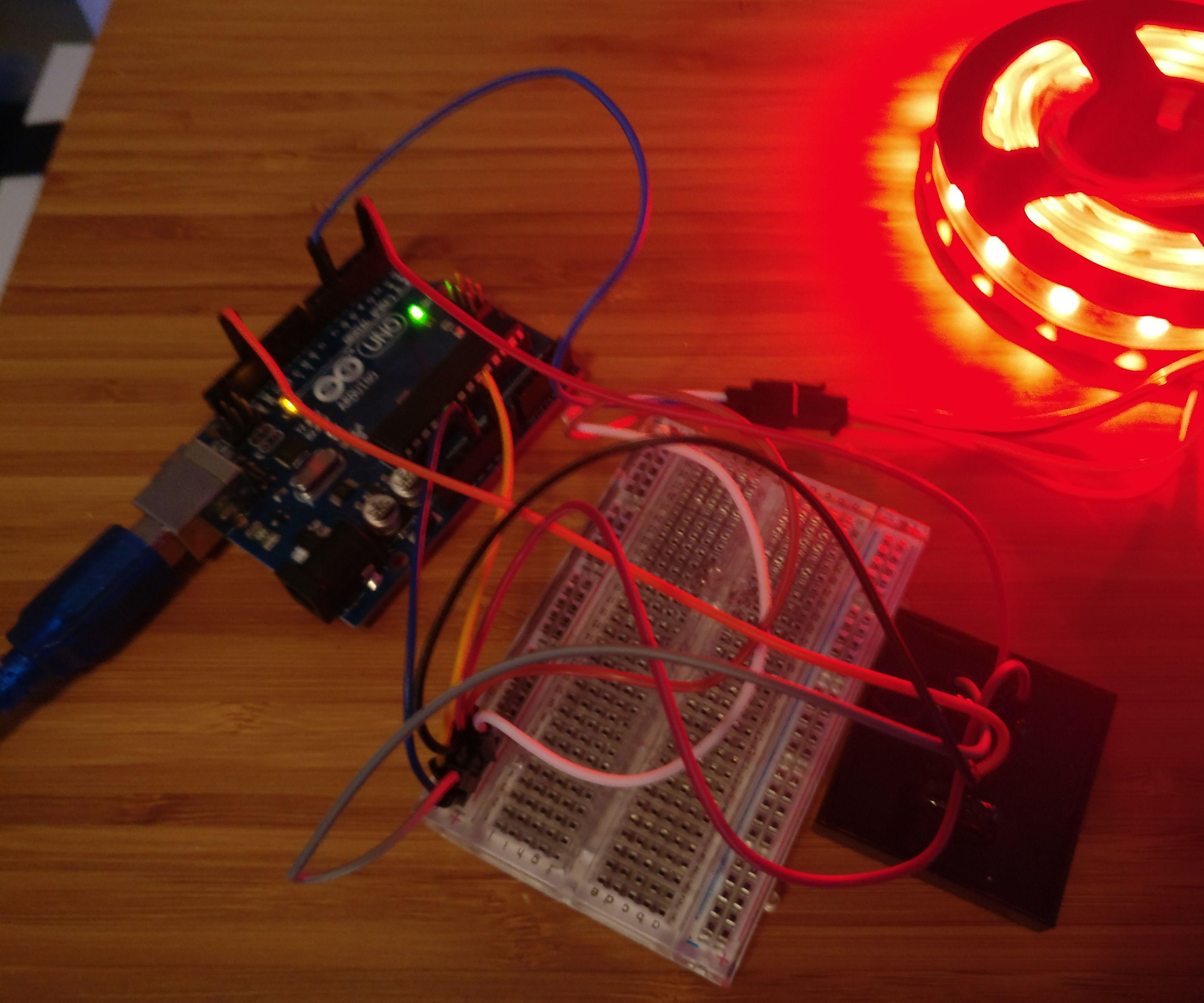 RFID LED Strips.