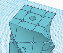 Rubik's Cube With a Twist