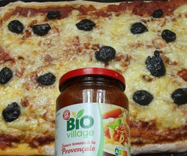 Pizza From a Jar?