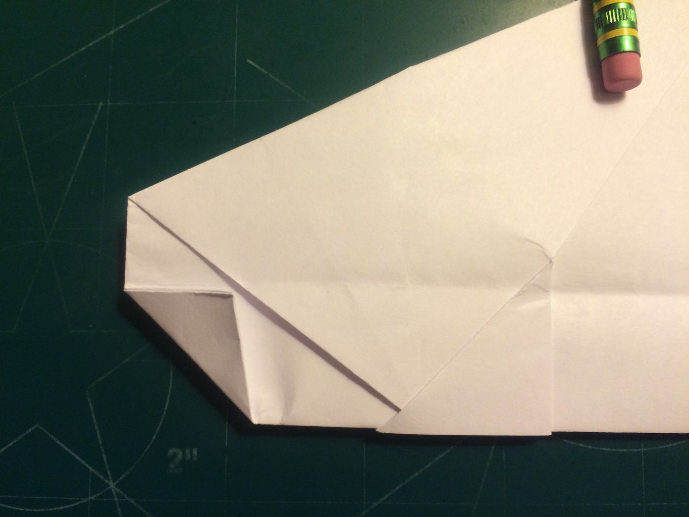 Nose, Wing and Winglet Folding