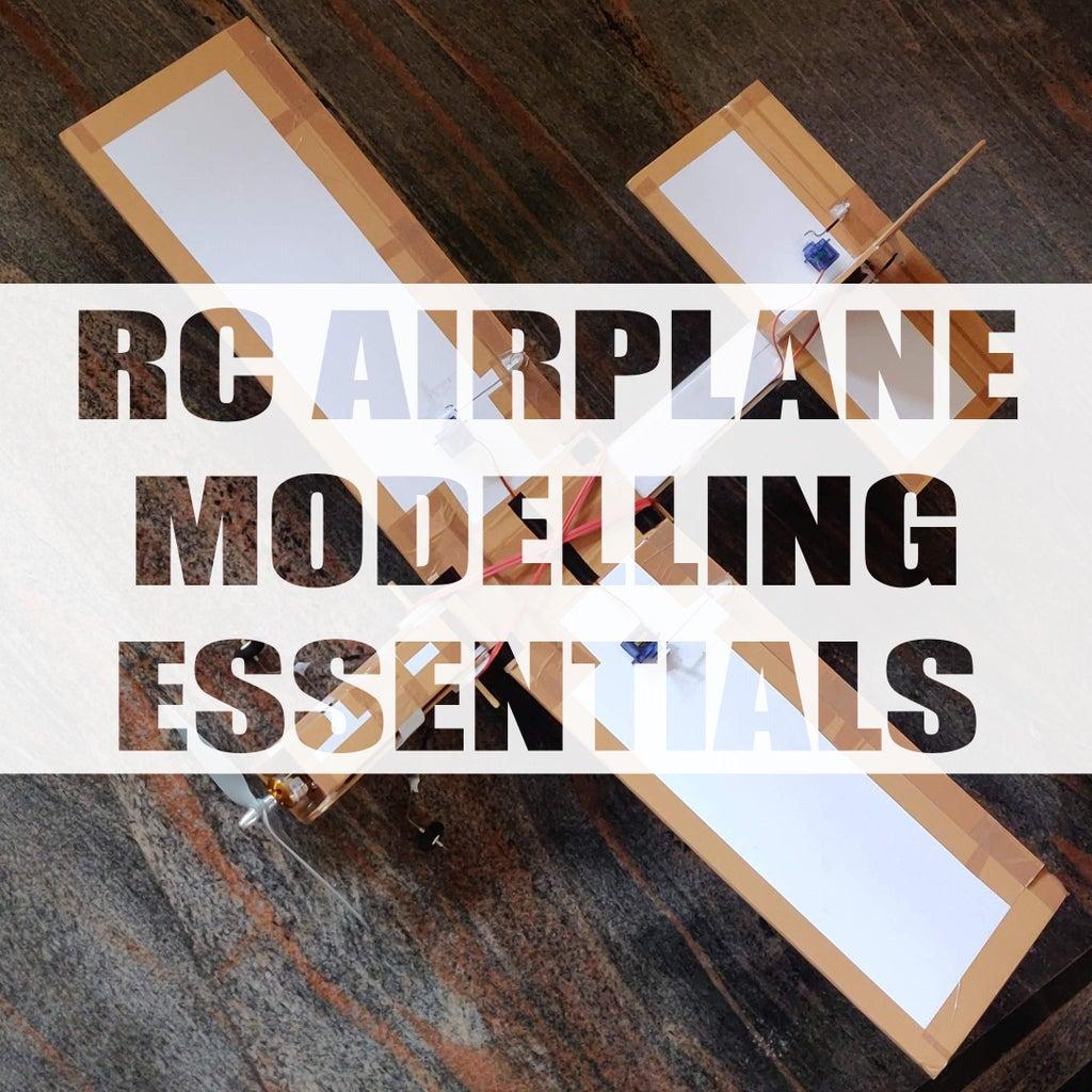 RC AIRPLANE MODELLING ESSENTIALS