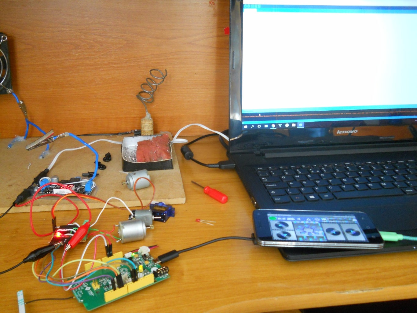 LinkIt ONE: the Test
