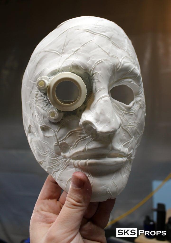 Tech Priest Mask