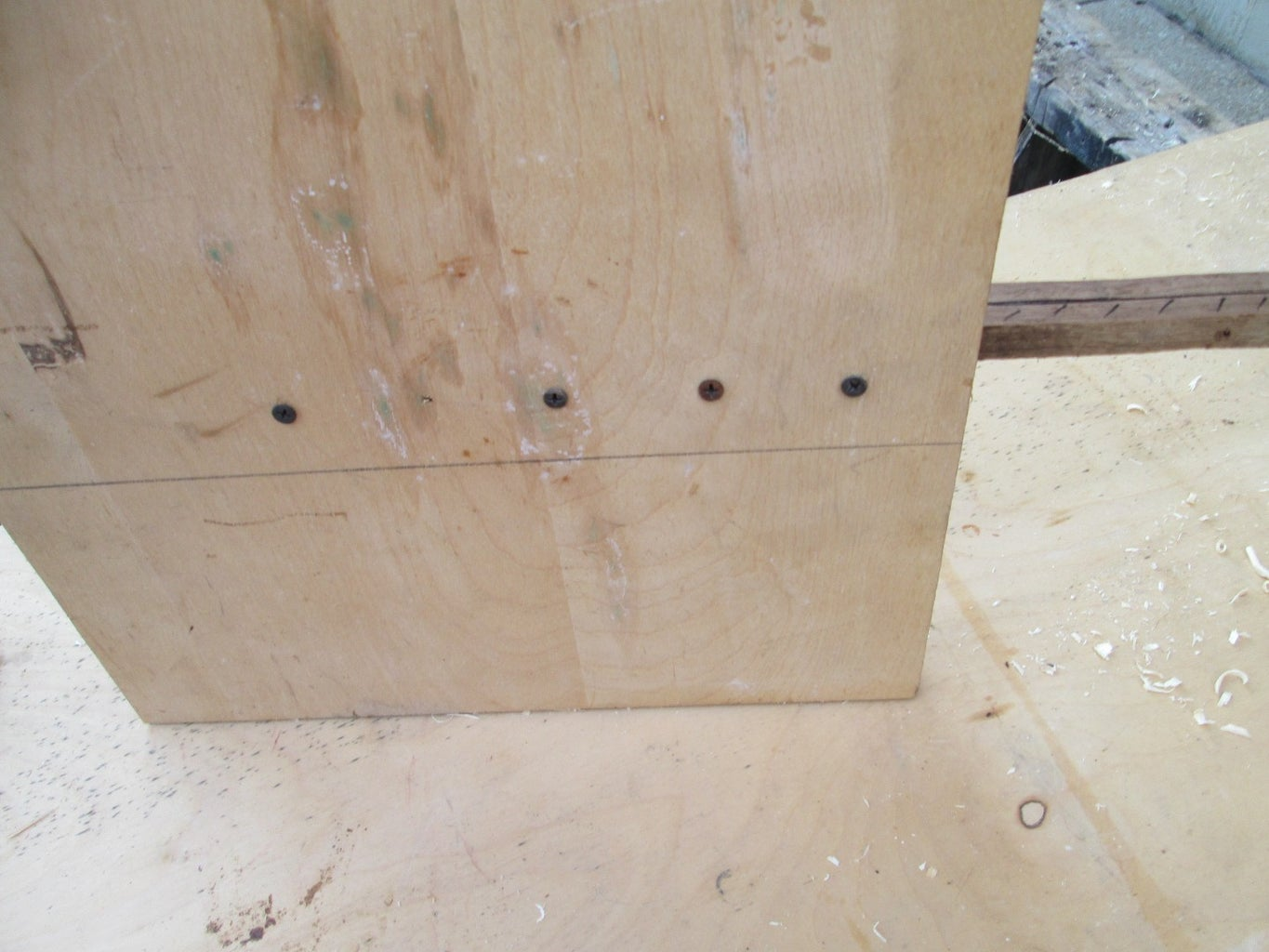 Make the Fixture to Cut the Bowl (Part 1)