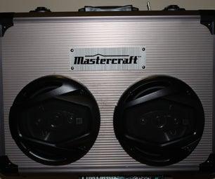 Industrial Electronics Case Speaker