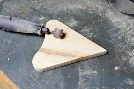 Making the Planchette