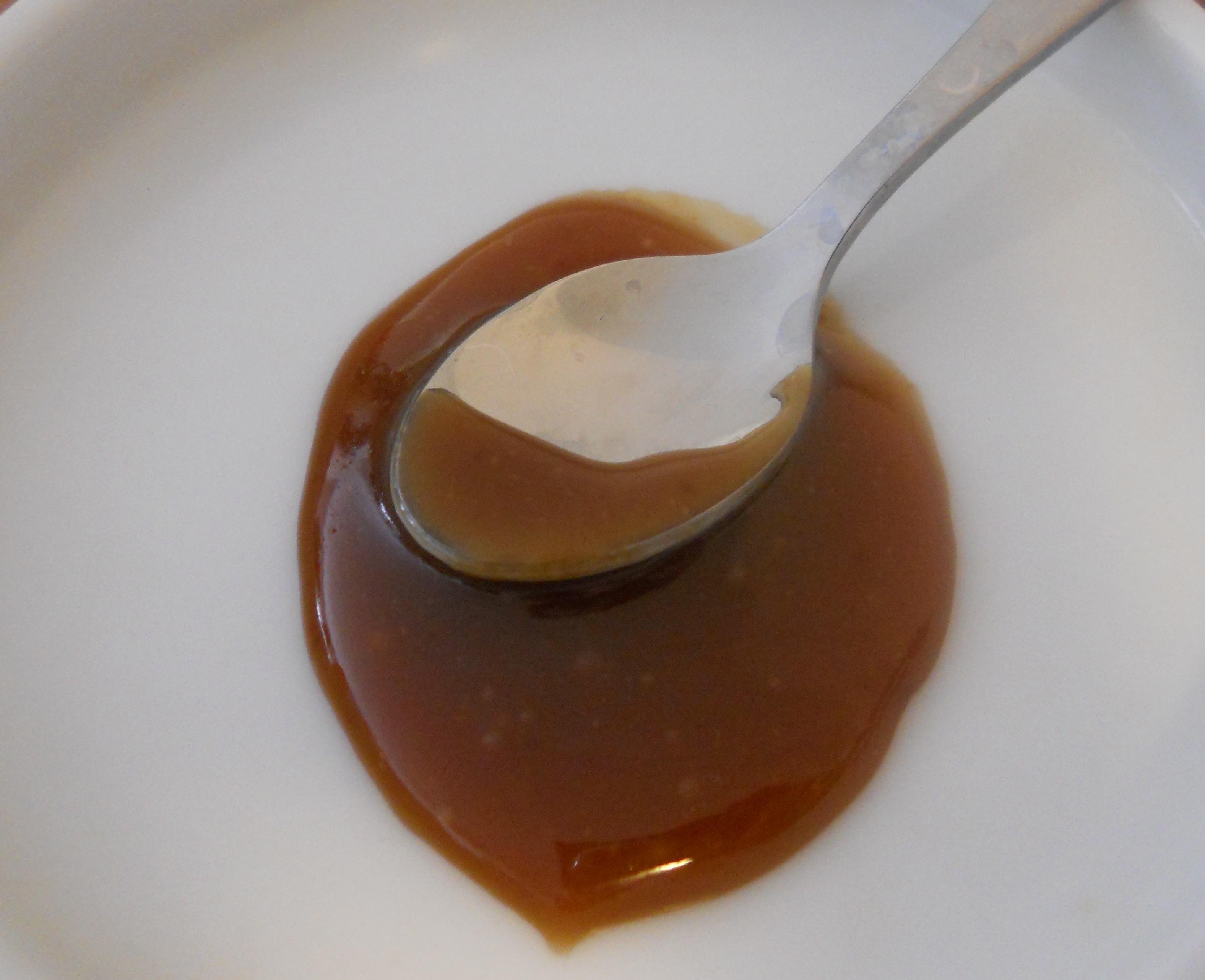 Miso Caramel Sauce