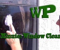 DIY Window Cleaning