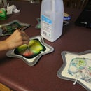 Rainbow Milk Experiment