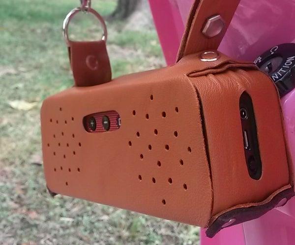 Bluetooth Speaker Scooter Holster