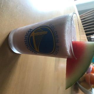2-Ingredient Watermelon Shake