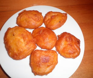 Easy Potato Scallops