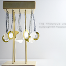 Crystal Light With Piezoelectricity | the Precious Light