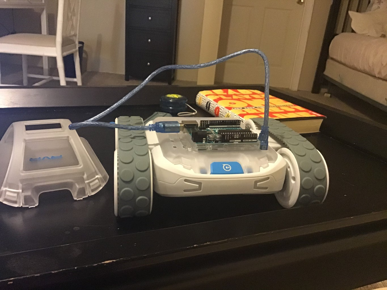 Programming Arduino With Sphero RVR