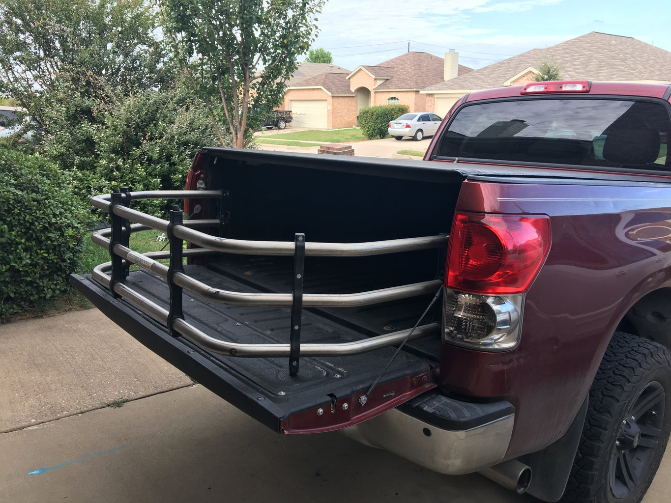 Toyota Tundra Bed Extender