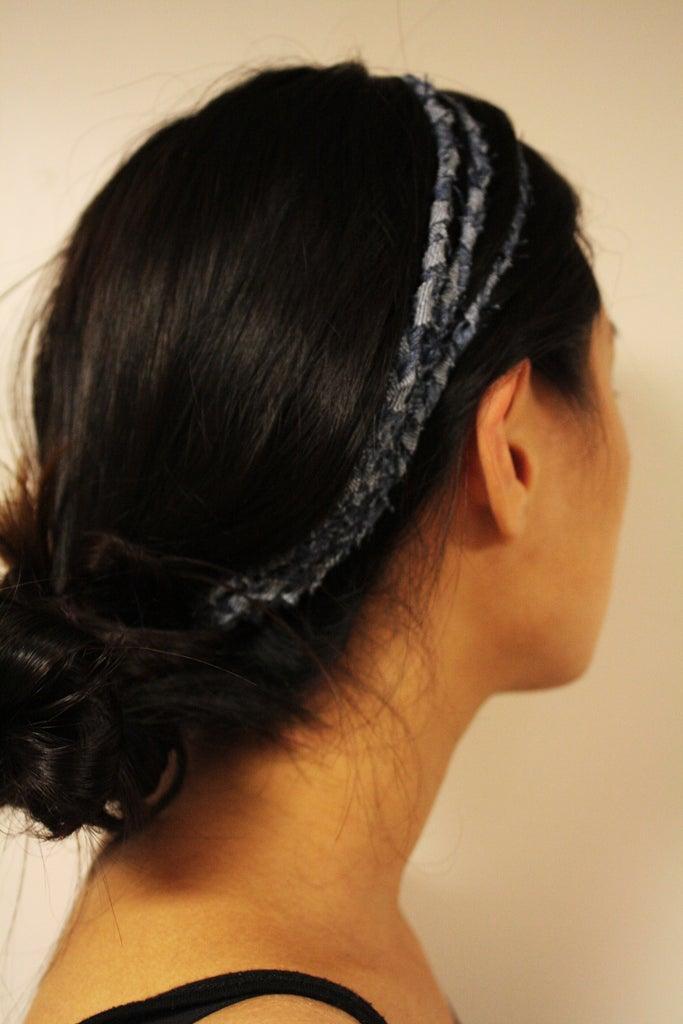 Simple Jean Headband