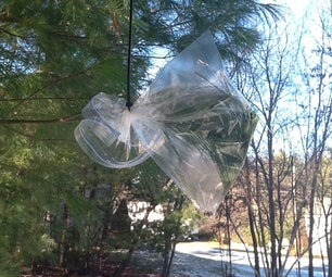 Plastic Bag Water Collection System