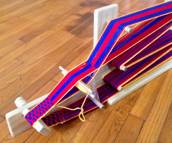 Discover and Build an Inkle Loom!