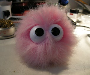 Making a 'pink Fluffeh What Giggles' Giggle Again