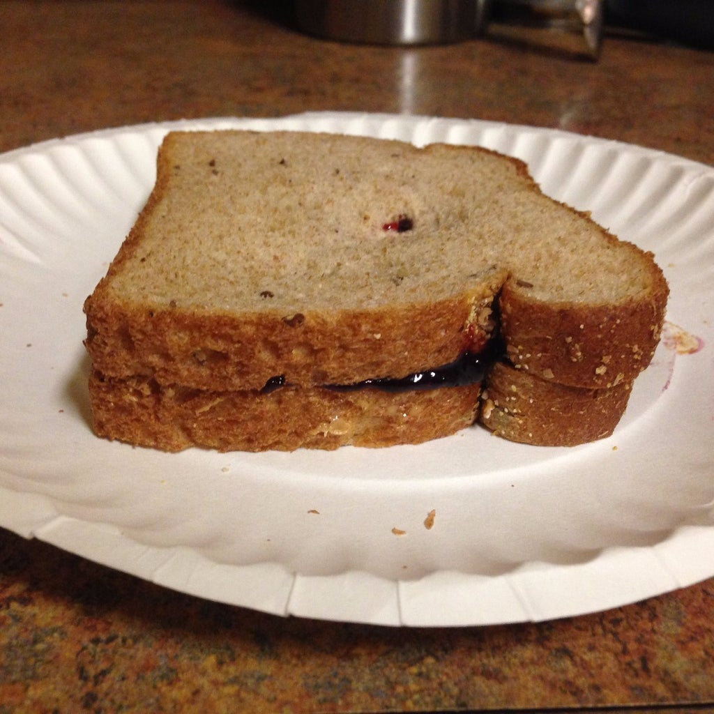 How to Make a Peanut Butter and Jam Sandwich