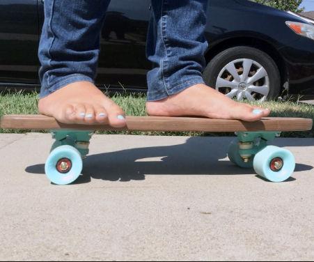 Hardwood Penny Board