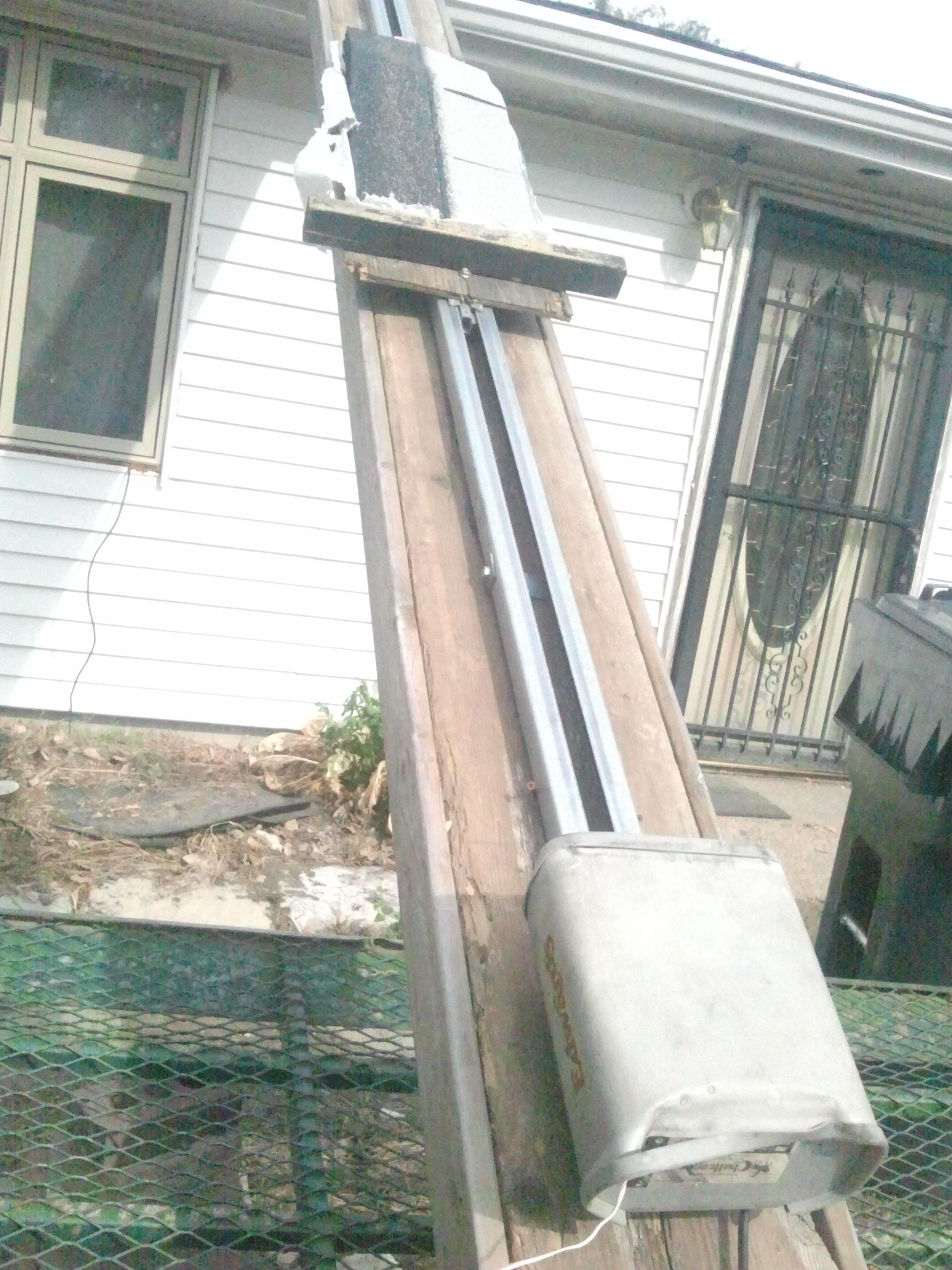 roofing conveyor