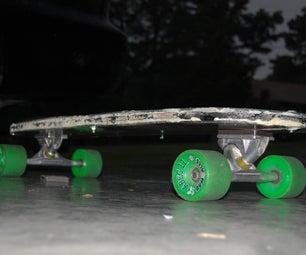 Cardboard Skateboard