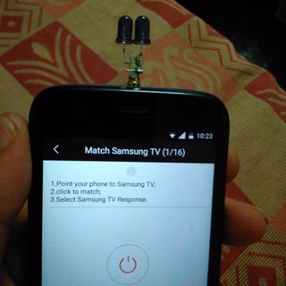 Home Automation With a Smartphone (TV, Arduino, Light, Security, Projector, DVD Player...)